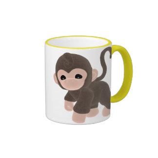 KRW Want to monkey around? Ringer Mug
