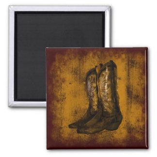 KRW Western Wear Cowboy Boots Magnet