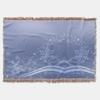 KRW Winter Wonderland Holiday Throw Blanket