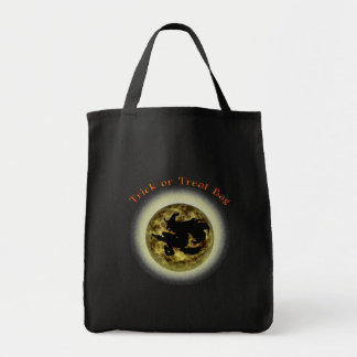 KRW Witchy Moon Halloween Trick or Treat Bag