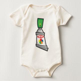 Kry On Baby Bodysuit