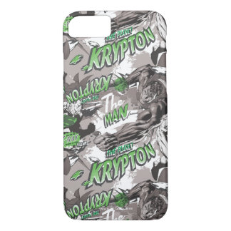 Krypton Green and Grey iPhone 8/7 Case