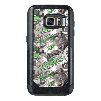 Krypton Green and Grey OtterBox Samsung Galaxy S7 Case