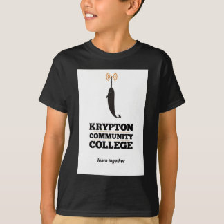 Krypton Narwhal Shirt number one