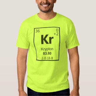 Krypton shirt