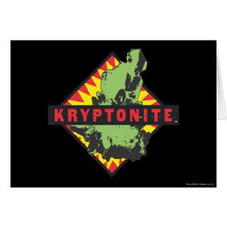 Kryptonite Card