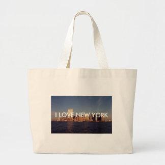Krys Design New York Twin Towers Jumbo Tote Bag