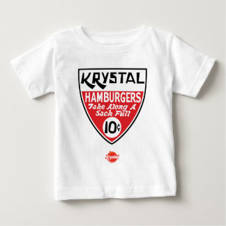Krystal 10 Cent Shield Baby T-Shirt