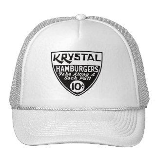 Krystal 10 Cent Shield Cap