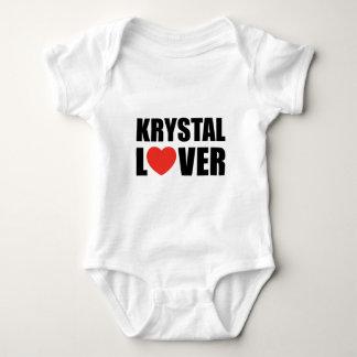 Krystal Baby Bodysuit