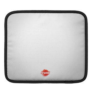Krystal Burger iPad Sleeve