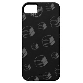 Krystal Burger iPhone Case