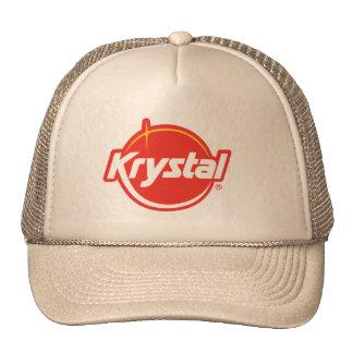 Krystal Logo Cap