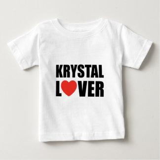 Krystal Lover Baby T-Shirt