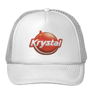 Krystal New Logo Cap