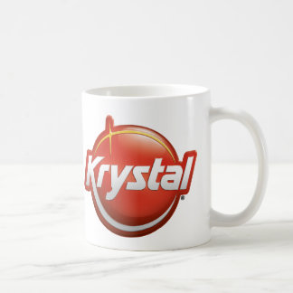Krystal New Logo Coffee Mug