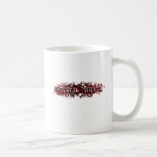 Krystal Night© Logo Basic White Mug