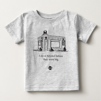 Krystal Original Building Baby T-Shirt