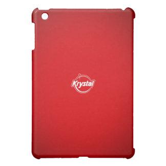 Krystal Red iPad Case