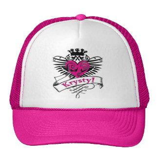 KrystylTV Tattoo Trucker Hat