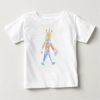 K's Prince Kitty Baby T-Shirt