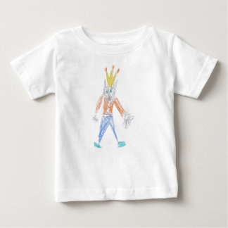 K's Prince Kitty Infant T-Shirt