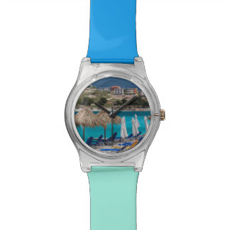 Ksamil, town beachfront wrist watches