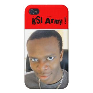 KSI Army Iphone 4 Case
