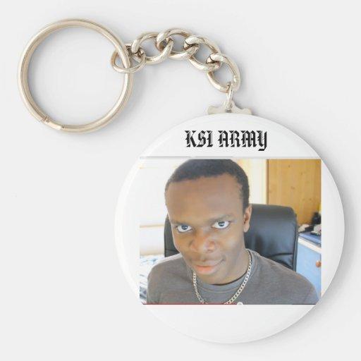 KSI Keychain