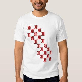 ksiksi, ksiksi, ksiksi tee shirts