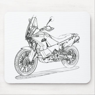 KT 990 Adventurer 2011 Mousepad