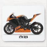 KTM RC8 TAPIS DE SOURIS