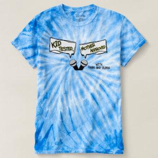 KTMA Black Logo Tie Dye Shirt