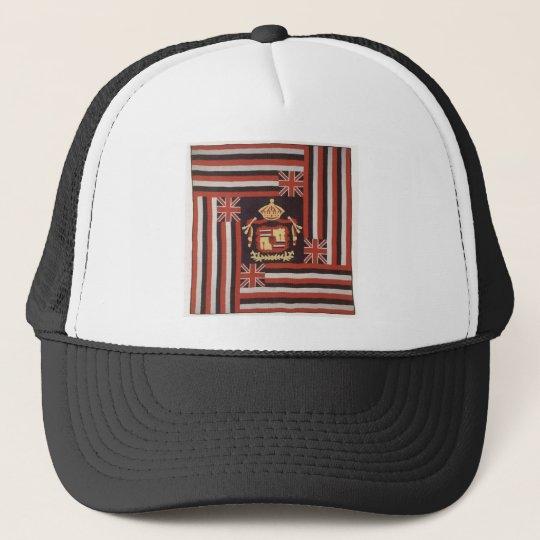 Kuʻu Hae Aloha (My Beloved Flag), Hawaiian cotton Cap