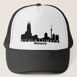 kuala-lumpur, Malaysia Trucker Hat