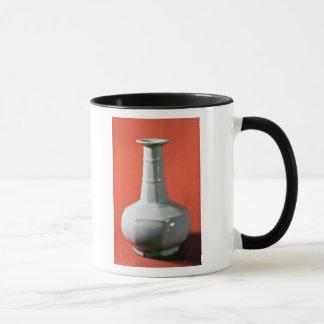 Kuan Yao octagonal bottle, Southern Sung