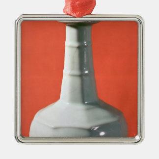Kuan Yao octagonal bottle, Southern Sung Christmas Ornament