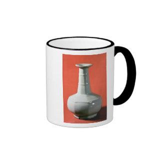 Kuan Yao octagonal bottle, Southern Sung Ringer Mug