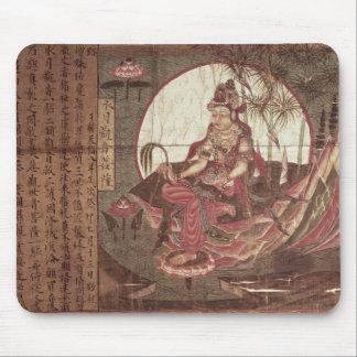 Kuan-yin, Goddess of Compassion Mouse Mat