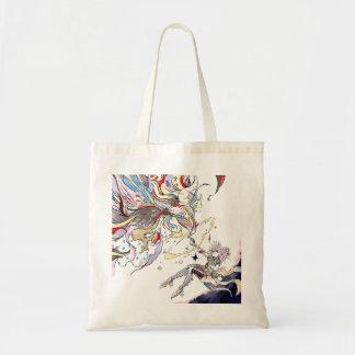 KUCHI-YOSE totobatsugu Budget Tote Bag