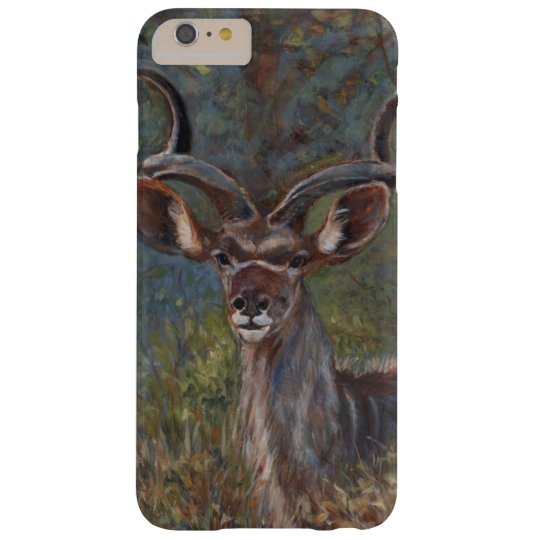 Kudu antelope barely there iPhone 6 plus case