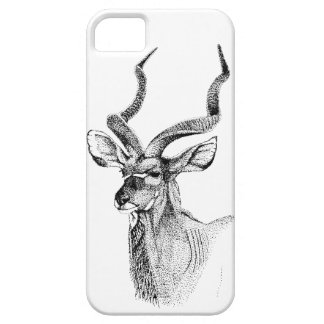 Kudu I phone case