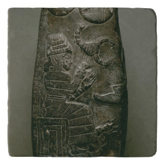 Kudurru of Nazimaruttash, King of Babylon, c.1328- Trivet