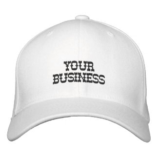 Kuering Business Hats Embroidered Hat