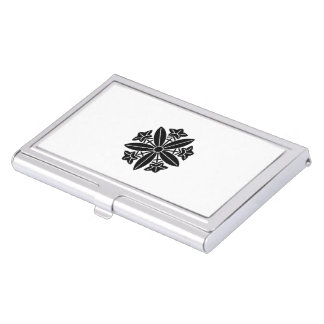 Kuga autumn bellflower car business card holder