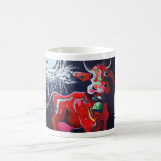 Kuhle cup: Loves cow II Coffee Mug