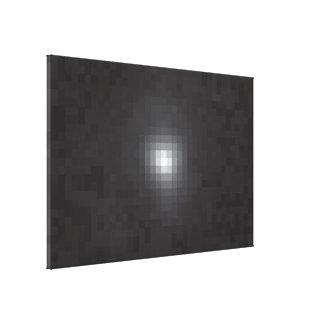 Kuiper Belt Object 2003 UB313 Stretched Canvas Print