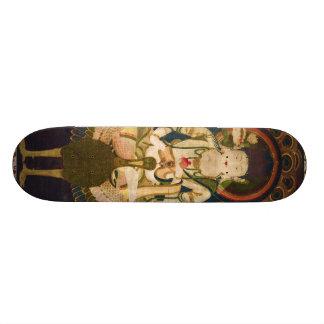 Kujaku Myoo Mahamayuri 12th Century Heian Period Skate Deck