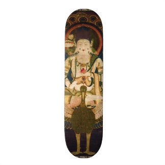 Kujaku Myoo Mahamayuri 12th Century Heian Period Skateboard Deck