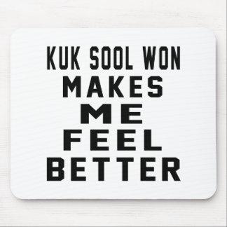 Kuk Sool Won Makes Me Feel Better Mousepad